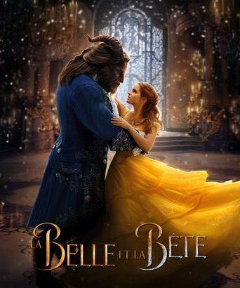 """Affiche du film """"La Belle et la Bête"""""""