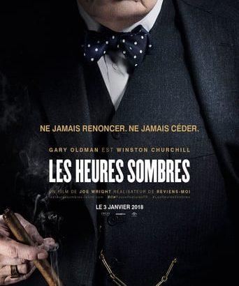 """Affiche du film """"Les Heures sombres"""""""
