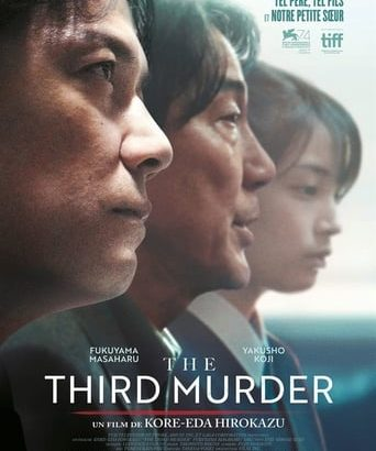 "Affiche du film ""The Third Murder"""