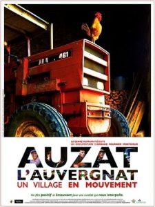 """Affiche du film """"Auzat l'Auvergnat"""""""