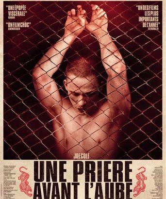"""Affiche du film """"Une Prière avant l'Aube"""""""