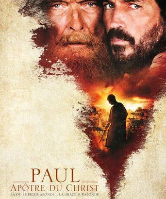 """Affiche du film """"Paul, Apôtre du Christ"""""""