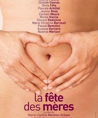 """Affiche du film """"La fête des mères"""""""