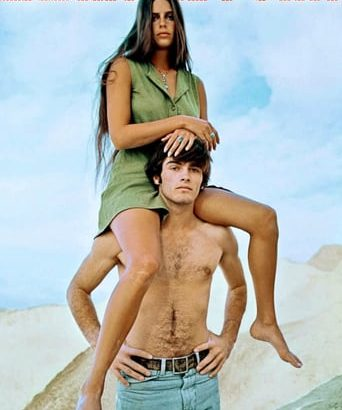 "Affiche du film ""Zabriskie Point"""