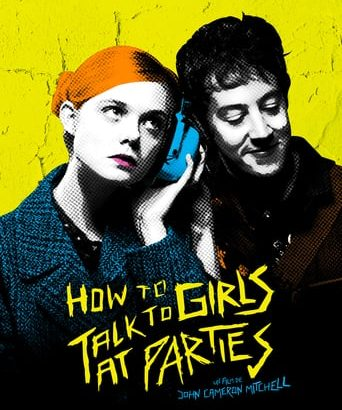 "Affiche du film ""How to Talk to Girls at Parties"""