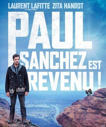"""Affiche du film """"Paul Sanchez est revenu !"""""""