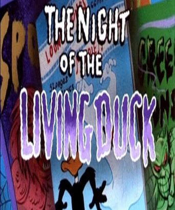 "Affiche du film ""The Night of the Living Duck"""