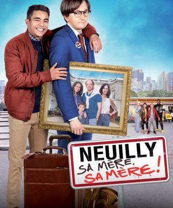 "Affiche du film ""Neuilly sa mère, sa mère !"""