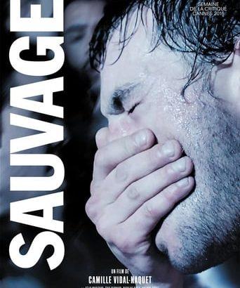 """Affiche du film """"Sauvage"""""""