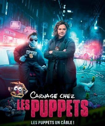 """Affiche du film """"Carnage chez les Puppets"""""""