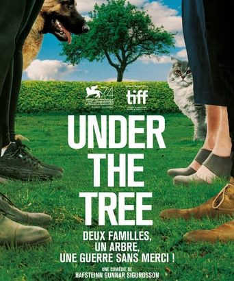 "Affiche du film ""Under the Tree"""