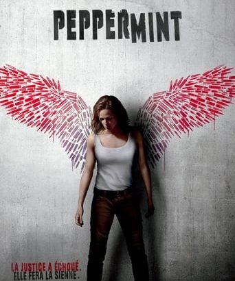 "Affiche du film ""Peppermint"""
